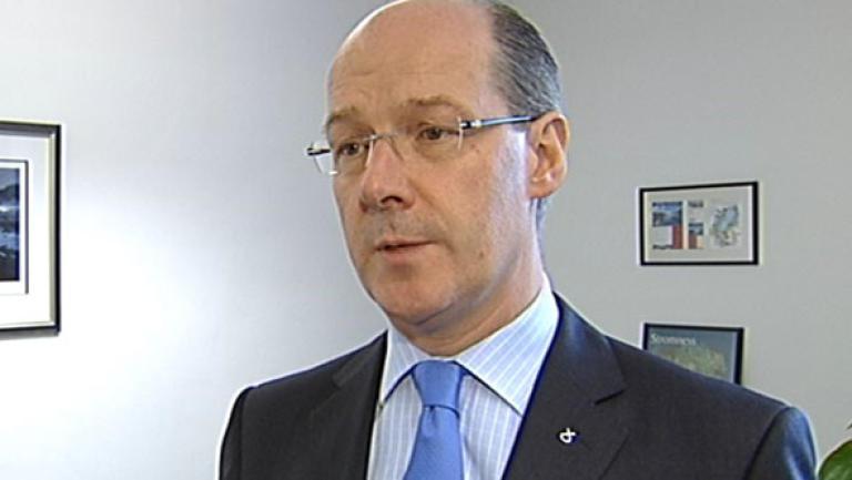 John Swinney - will return to Moray and discuss teacher crisis.