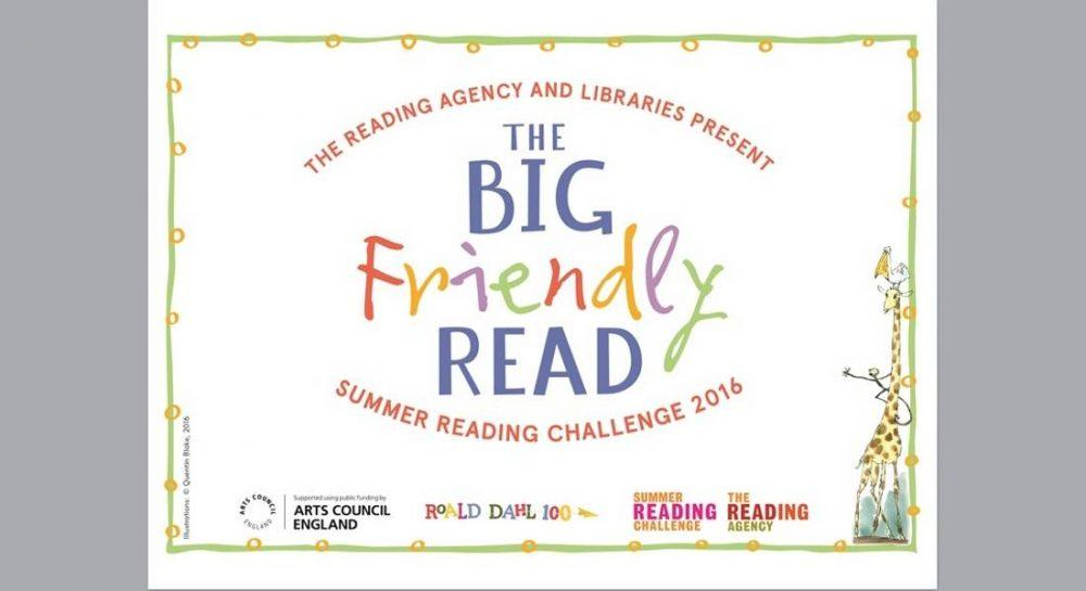 Big Friendly Read will operate in all Moray libraries this summer.