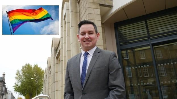 Flag will unfurl over Moray Council as a tribute to Orlando victims.