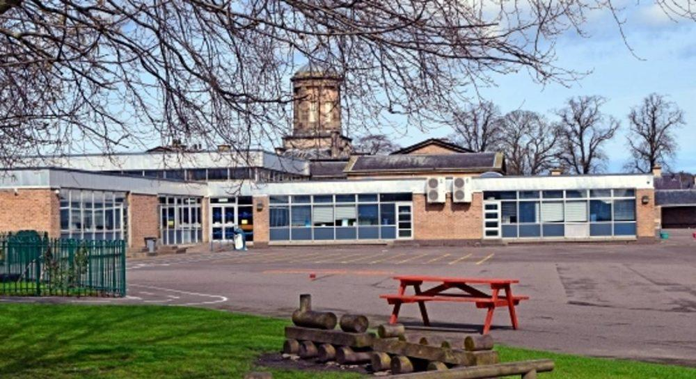 East End Primary - could host temporary new school for longer than anticipated.