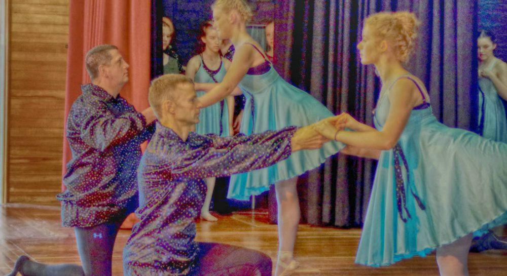 Sunday will see around 300 young dancers - and a couple of fathers - take to the Elgin Town Hall stage.
