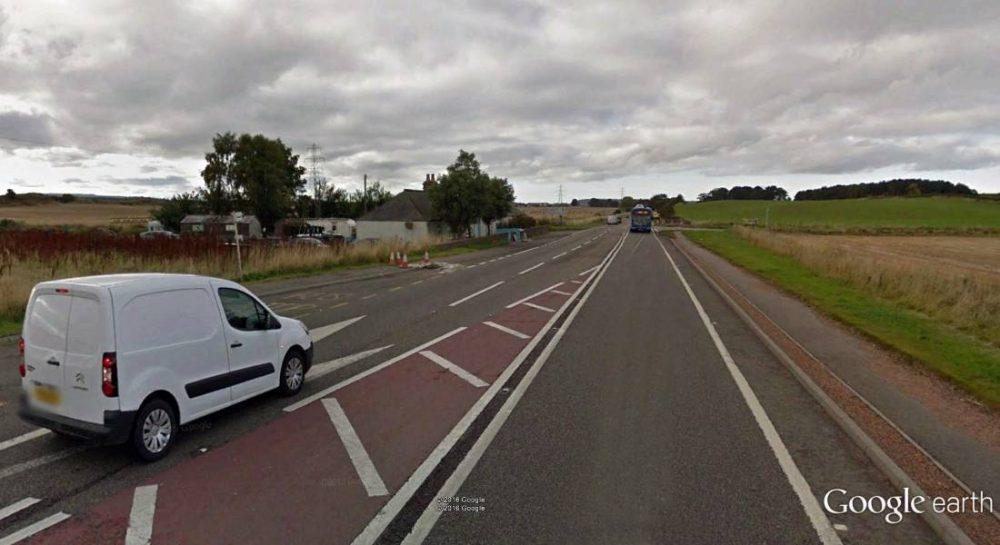 Works on A96 at Lossiemouth junction blamed on several accidents.