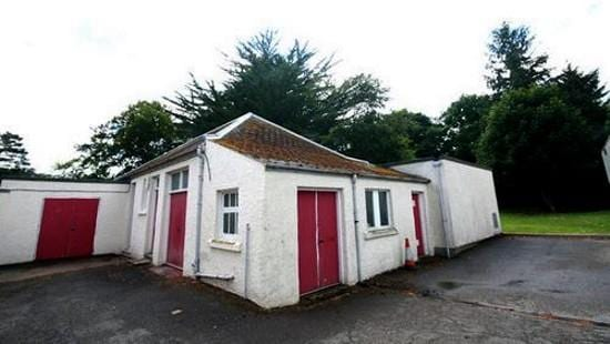 Derelict buildings at former hospital are under repeated attack.