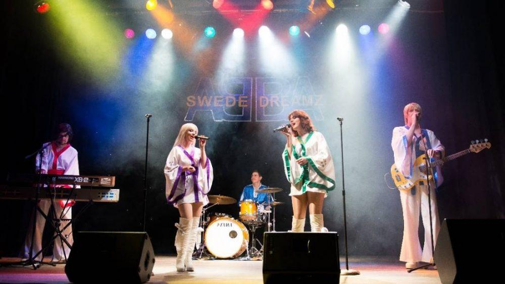 ABBA-Like - to open Hopeman Gala.