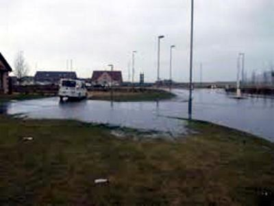 Previous flooding in the area sparked response from Moray Council.