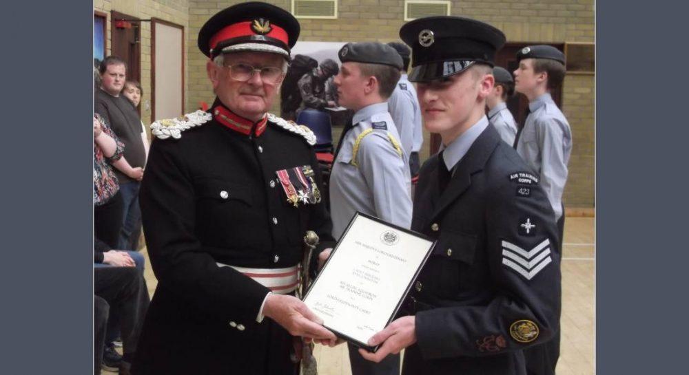 Cadet Sgt