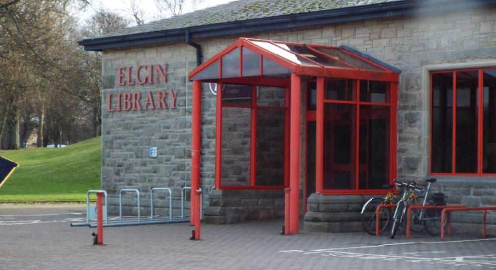 ICT training is available for free from Moray's Libraries.