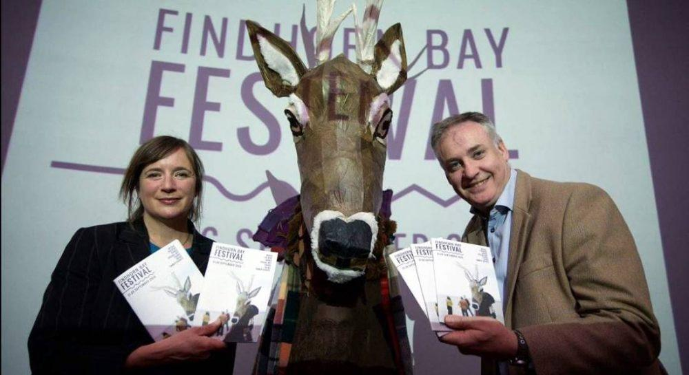 Richard Lochhead - praise for Festival in the Scottish Parliament.