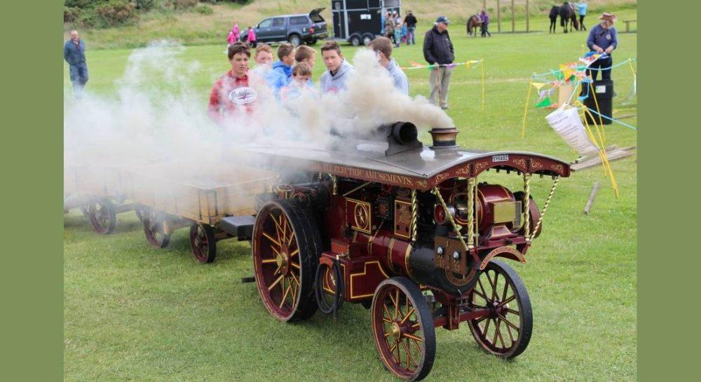 Popular train rides will return as part of Hopeman's opening Fete on Saturday.