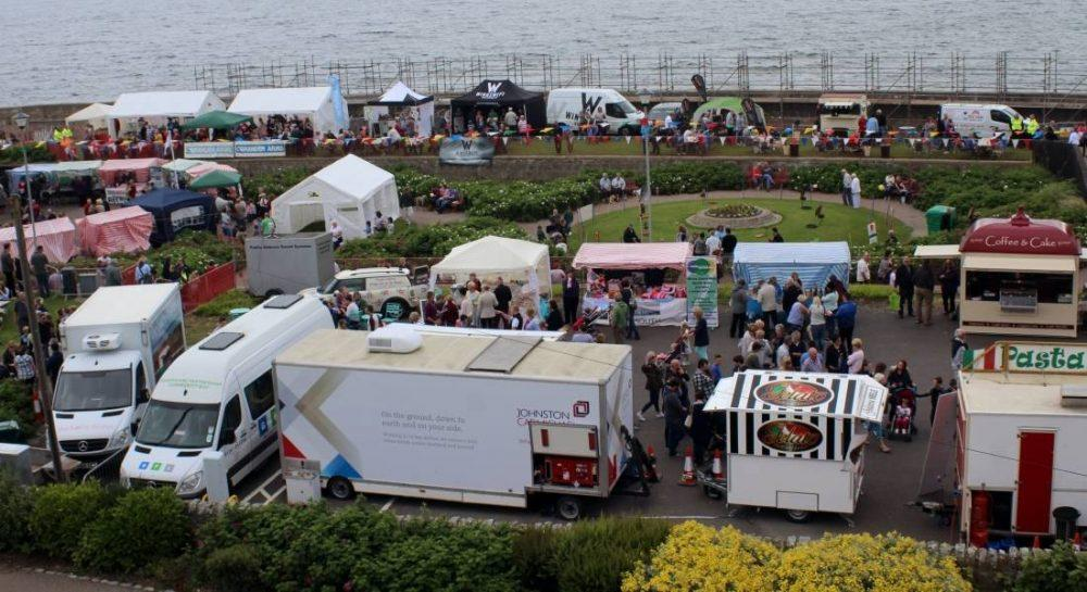 Seafest delighted visitors and residents on Saturday.