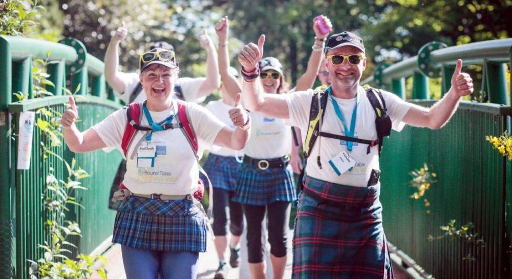 The Moray Speyside Kiltwalk is back - bigger and better than ever.