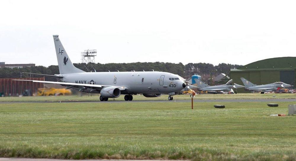 Poseidon P-8A - first two on order and expected to be completed