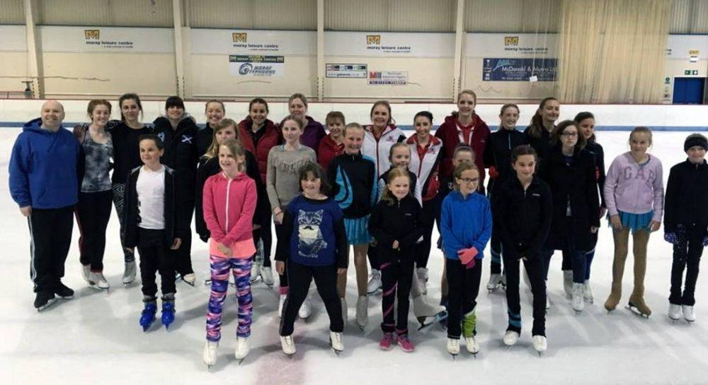 Moray's Ice Skating tradition is set to take a new twist....