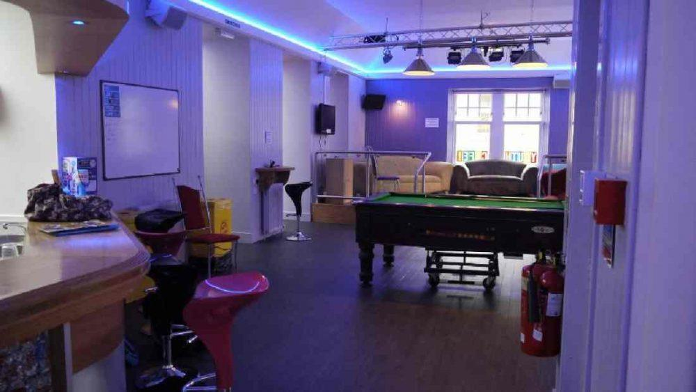 Elgin Youth Cafe - granted almost £50k.
