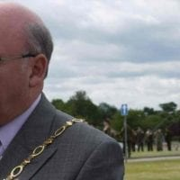 Stewart Cree - took Moray's financial crisis to Holyrood.