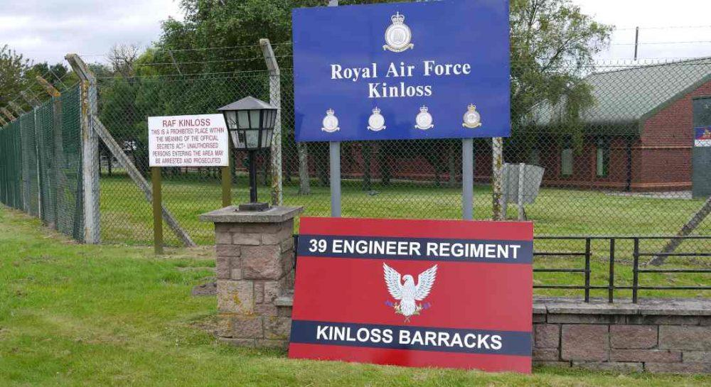 Kinloss - from RAF to Army to - oblivion?