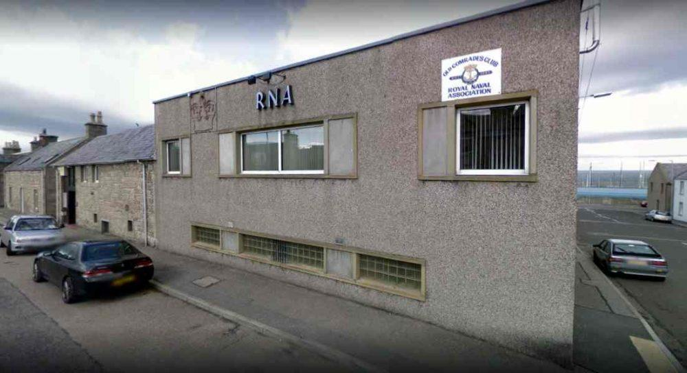 Lossiemouth club may close their doors for good.