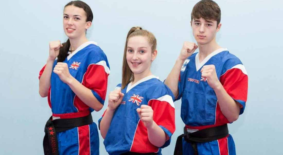 Moray trio are in Dublin for the World Kickboxing championships this week.