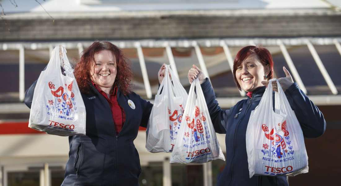 Bags of Help - Tesco grants for three Moray primary schools total £30,000.