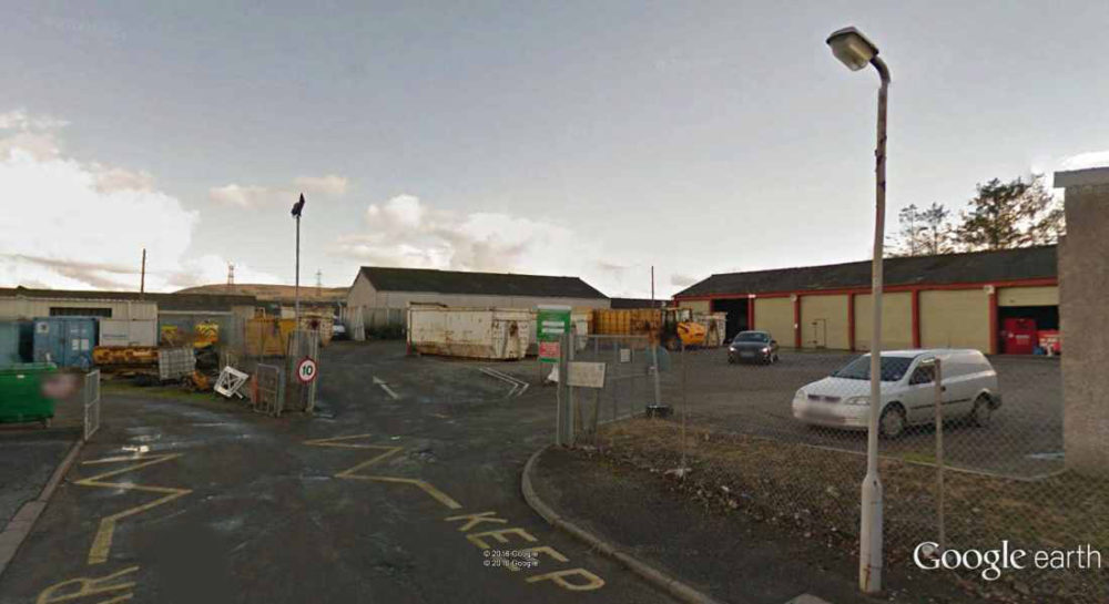 Keith recycling centre to temporarily close.
