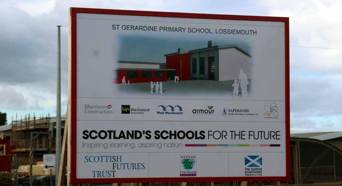 Schools refurbishment project expected to overshoot its target.