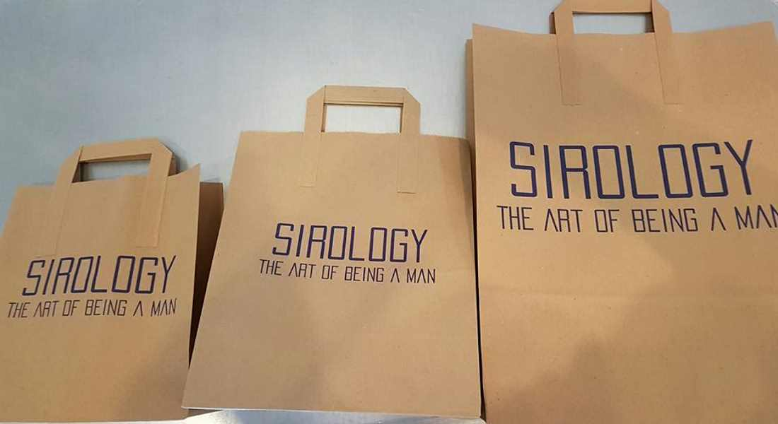 Definitely one for the boys - Sirology opens on Saturday.