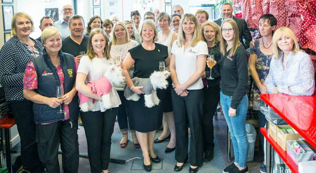 Expansion sees successful Moray enterprise move into new premises.