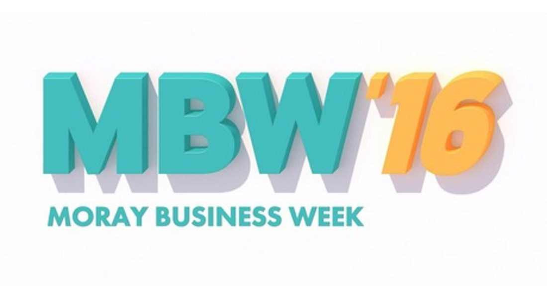 Moray Business Week - will bang the drum for local businesses.