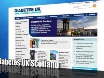 Permalink to: Diabetes UK in Moray provide vital support for wheelchair patients
