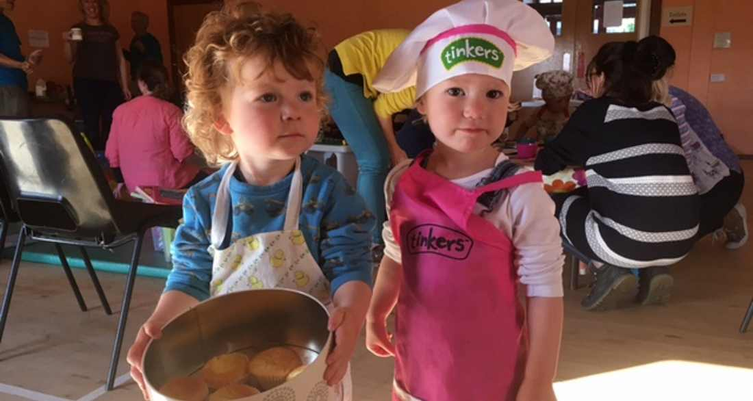 Baby Bake Off