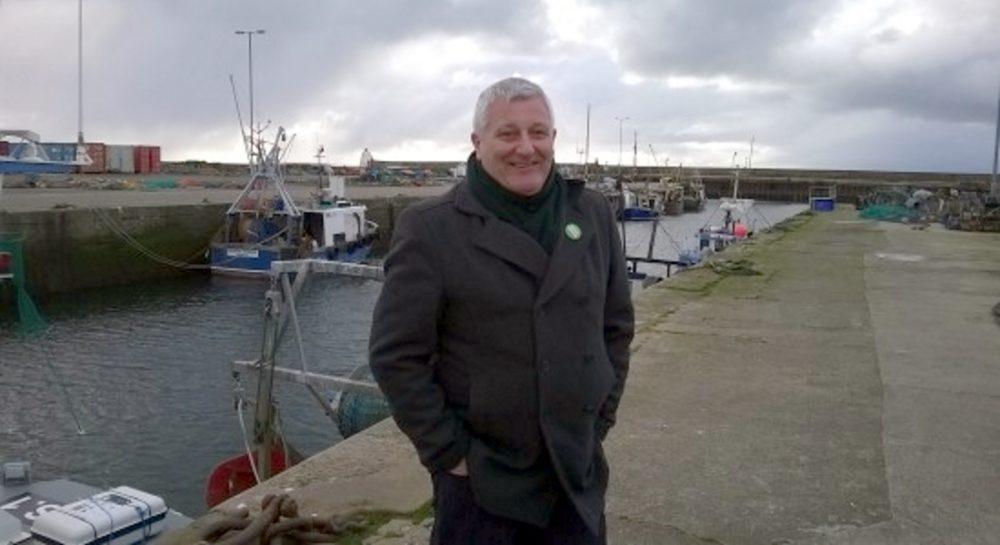 John Finnie MSP - raising concerns over treatment of rape victims.