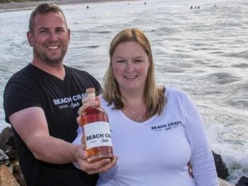 Permalink to: Beach Craft hoping that Moray will buy into their Rum dream