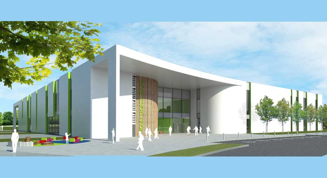 Planners asked to give green light to homes, schools and the Moray Sports Centre project.
