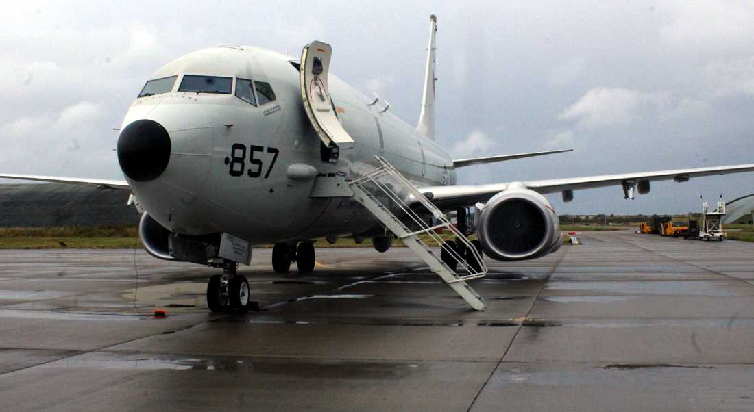 Norwegian Air Force has ordered five P-8A's.