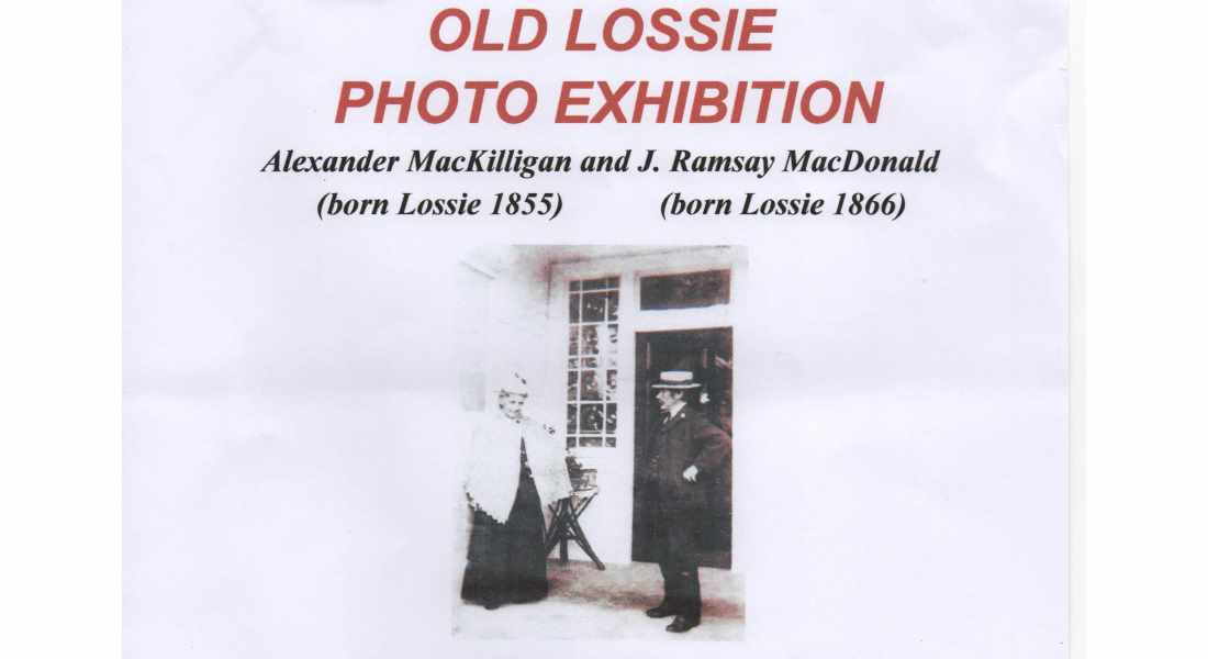 Exhibition will provide views of Old Lossie.