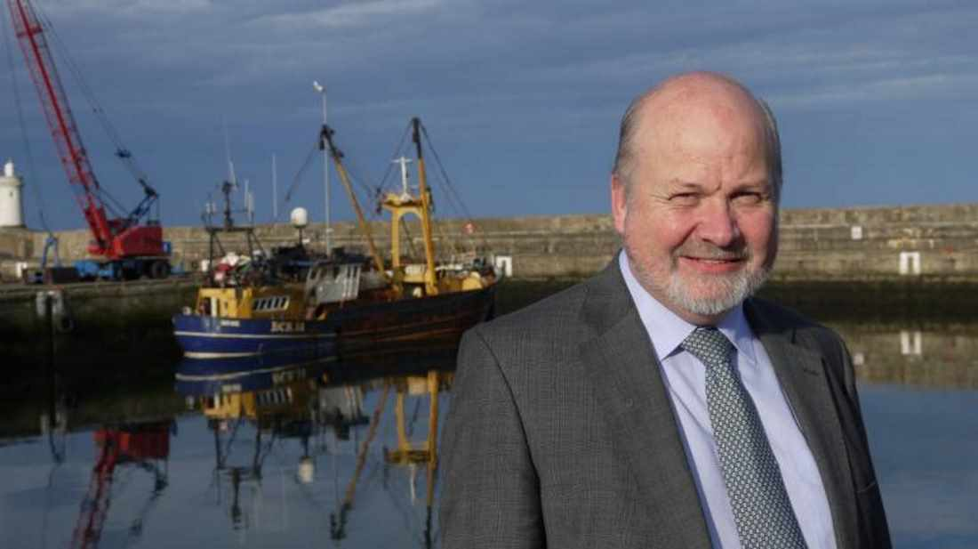 Gordon McDonald - sought to mitigate increased harbour charges.