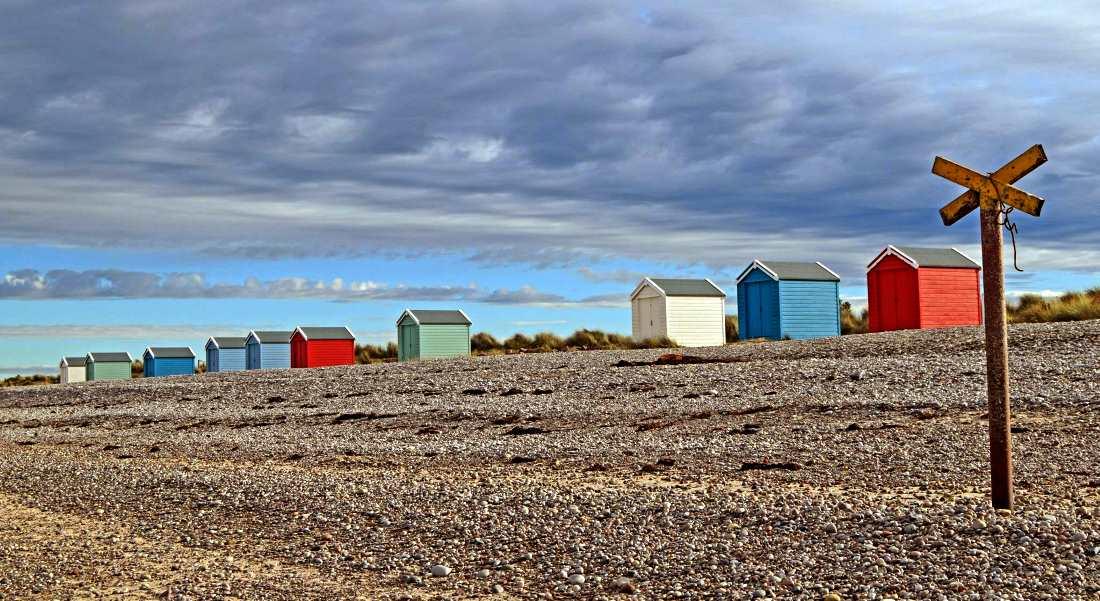 Legal challenge over Beach Huts failed (Pic: Susan Munro)