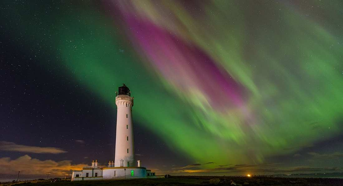 Alan Butterfield's 'Covesea Aurora'