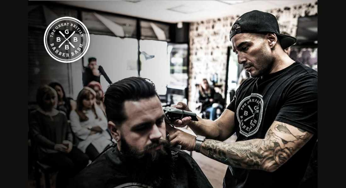 Want to be a cut above the rest?  Get down to the Great British Barber Show.