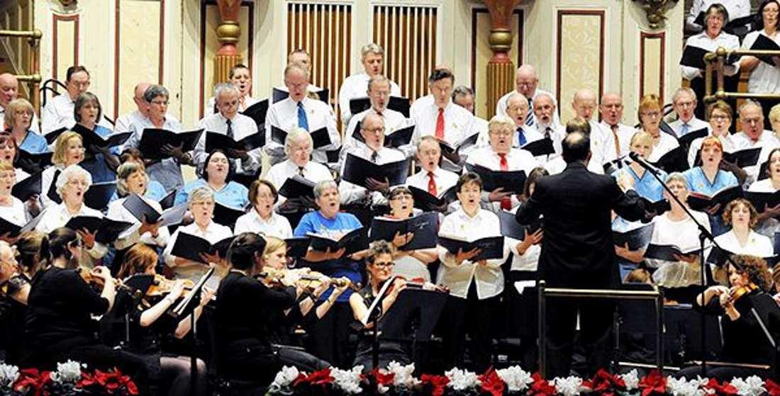 Grampian Hospital Choir set to perform in Elgin.