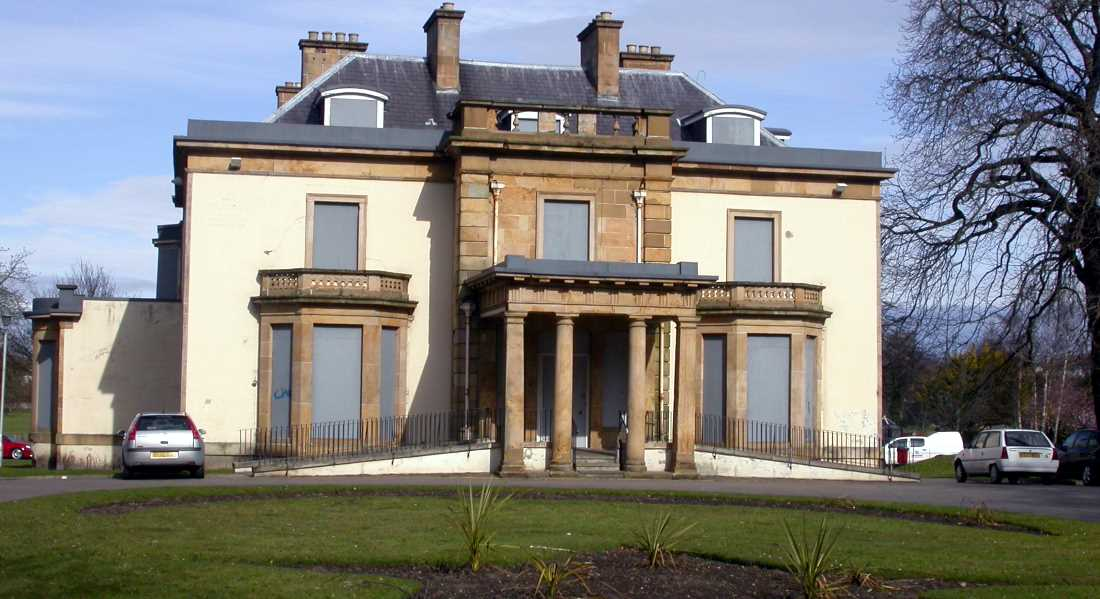 Abandoned and neglected - Moray Council's biggest failure, Grant Lodge.