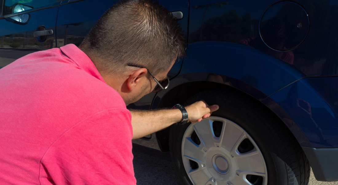 Road Safety Week - take care of your tyres and they'll take care of you.