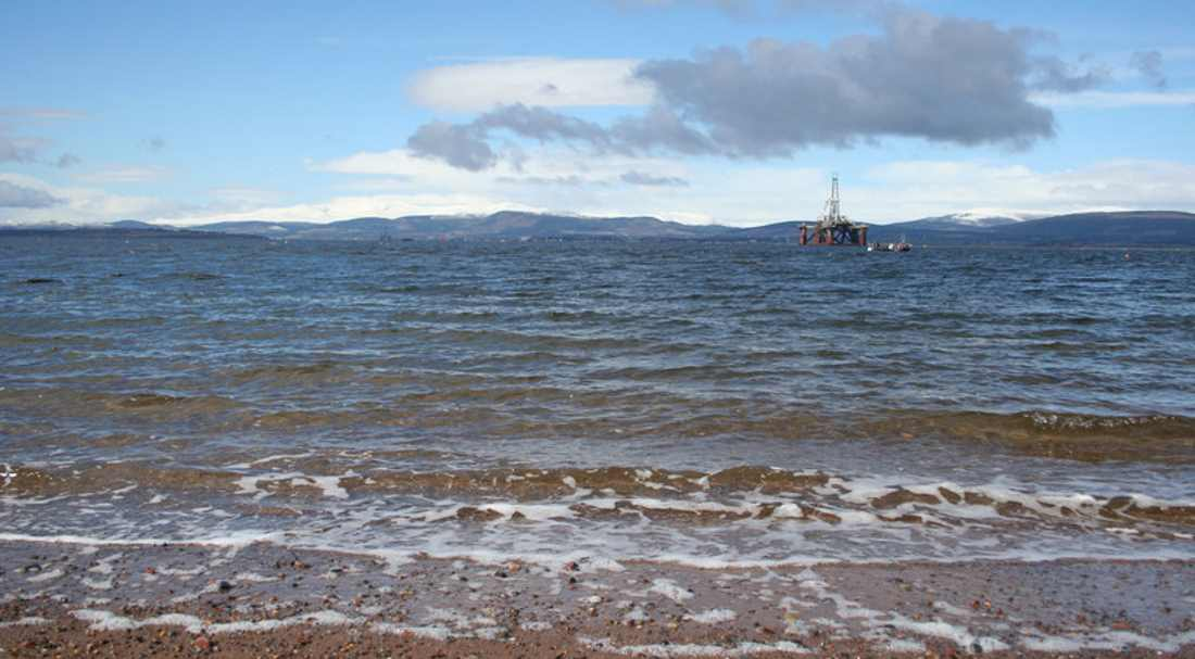 Plans for Cromarty Firth could prove a problem for the Moray coastline.