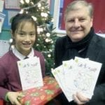 Keith primary pupil comes up with winning design
