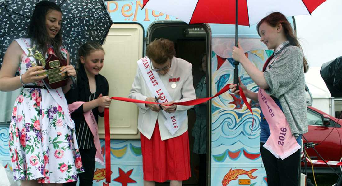 Gala success despite the weather - now more is planned in Hopeman.