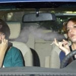 Smoking motorists alerted to new law in force from today