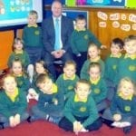 No tittle-tattle – Moray primary school is the real deal