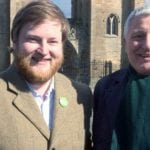 Moray Greens get their bid for Council up and running