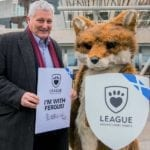 Support at Holyrood for stronger hunting ban