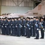 Final farewell for Squadron embroiled in Moray life